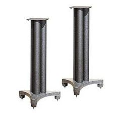"Sanus UF26 Foundations Ultimate 26"" Speaker Stand Pair by Sanus. $249.99. The Foundations Ultimate Series UF26 is a 26"" stand for medium-to-large bookshelf speakers up to 35 lbs."