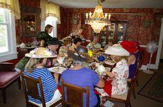 Victorian High Tea | HIGH TEA at Inn Victoria, a Romantic Vermont Bed & Breakfast