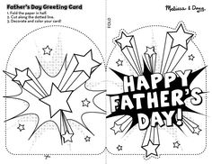 It's that time of year when we let those special men in our lives know how thankful we are for them, and for all of the ways they enhance the life and heart of each child: Father's Day!…