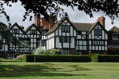 THE ENGLISH COUNTRY HOUSE: Ascott House, Buckinghamshire