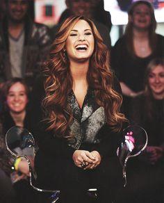 Demi Lovato, color