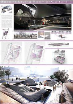 Basel Pavilion of Culture Pro Project