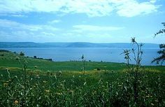 Photo view of Israel's Galilee