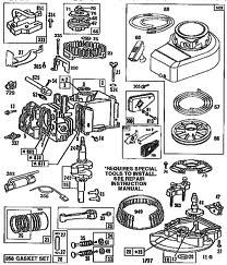 briggs and stratton lawn mower engine parts diagram | ag class | lawn mower  repair, small engine, lawn mower