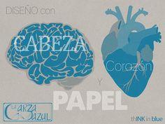 DISEÑO con CABEZA, CORAZÓN y PAPEL - La Garza Azul - thINK in blue Twitter : @La_GarzaAzul Twitter, Home Decor, Blue Heron, Blue Nails, Paper Envelopes, Decoration Home, Room Decor, Home Interior Design, Home Decoration