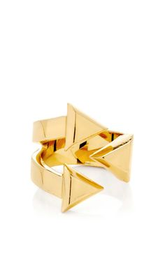 Multi Arrow Ring by Jennifer Fisher for Preorder on Moda Operandi
