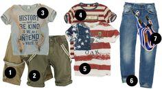 """Gipsy Look"" - blog - Jongenskleding zomer special 2013"