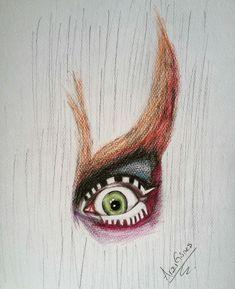 🔹 31 Ocak 2018 🔹 #themadhatter #johnnydepp #madhatter #drawing #mydraw #eye #çizim #eyedrawings