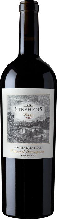 DR Stephens 2009 Cabernet Sauvignon Walther River Block