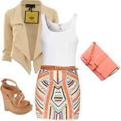 .love the skirt!