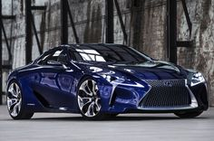 Trademark applications suggest production version of LF-LC will be offered with the RC F's V8 and an unknown hybrid system.