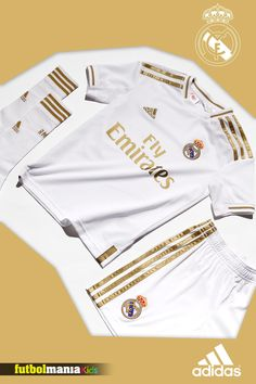 Da Uomo Adidas Performance Tee Real Madrid Jersey T-shirt nera casual