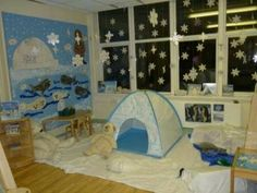 Welcome to the frontpage classroom environment, classroom themes, winter fun, winter theme, Dramatic Play Area, Dramatic Play Centers, Reggio Emilia, Winter Fun, Winter Theme, Classroom Displays, Classroom Decor, Winter Activities, Preschool Activities