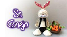 Señor conejo de filigrana, Mr  Rabbit made of quilling Paper Quilling Tutorial, Origami And Quilling, Paper Quilling Designs, 3d Origami, Quilling Patterns, Quilling Dolls, Quilling Animals, Quilling Craft, Quilling Flowers