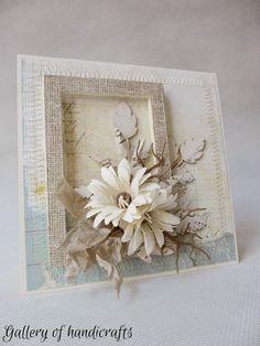 Gallery of handicrafts: Dwa kwiatki