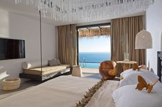 Myconian Utopia A striking Relais & Chateaux... | Luxury Accommodations
