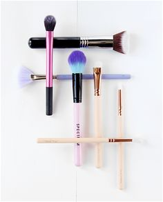 Seven Make-Up Brush Must-Haves