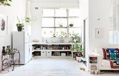 Al calor... ¡buenas son las plantas!   Decorar tu casa es facilisimo.com