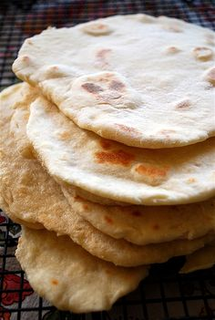Flat breads, another great source of protein. For even more health benefits, try low-carb.
