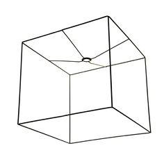 Lani Box Set Lampshade Frames