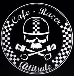 """CRA """"Cafe-Racer Attitude"""" Built for speed"""