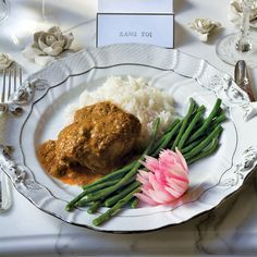 Curried-Coconut Chicken Rendang | Food & Wine
