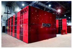 Featured exhibit of the day: Hugo Boss