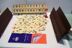 Vintage Rummy 106 Game Pieces Suedine Carry Attache Case Complete EUC $52.99