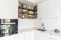 #Furniture #MadeToMeasure #Kitchen #InteriorDesign #FronteDesign Loft Kitchen, Kitchen Cabinets, Interior Design, Modern, Furniture, Home Decor, Nest Design, Trendy Tree, Decoration Home