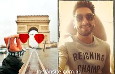 Catch Ranveer Singh As He Talks about Tinder, Befikre, and More... - Indiansite