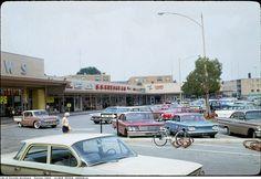 1960's unidentified Etobicoke mall Browns line & Evans?