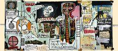 Jean-Michel Basquiat | http://www.department5.com