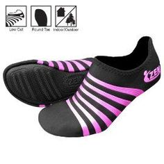 shoes. great for yoga, low impact workouts, beach combing or just kicking it.
