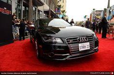 Audi S7 at Iron Man 3 Premiere, Hollywood, CA