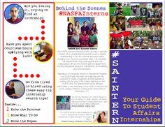 #SAIntern Guide. A resource provided by NASPA
