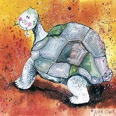'Tortoise' by Alex Clark (ac28)
