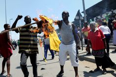 Alarming increase in protests in South Africa - http://www.henrileriche.com/alarming-increase-in-protests-in-south-africa/