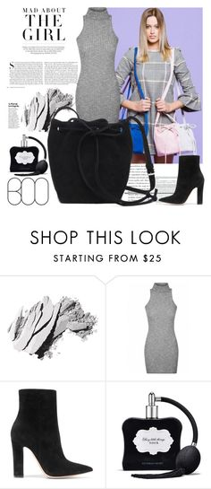 """BOOPACKS"" by gaby-mil ❤ liked on Polyvore featuring Kershaw, Bobbi Brown Cosmetics, Gianvito Rossi, Victoria's Secret, backpack and boopacks"