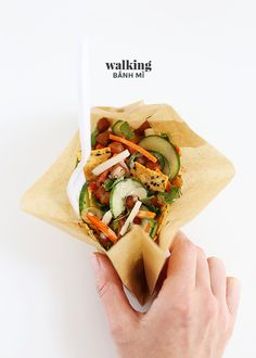 Walking Bánh Mì | The Faux Martha
