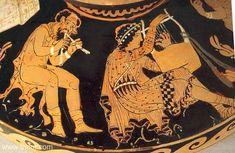 Contest between Marsyas and Apollo