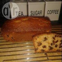 Easy sultana loaf @ allrecipes.co.uk