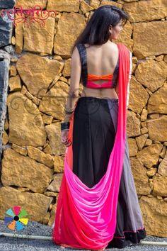 #MoonlightAndYou collection by Tijori www.facebook.com/tijoribynikita #indowestern #indianfashion