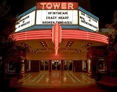 Tower Theater-- Sacramento, CA