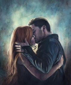 Jace e Clary <3