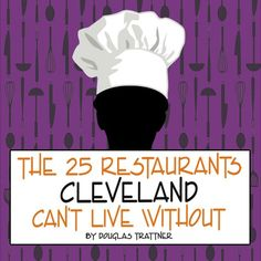 These are heady days for Cleveland's dining scene. Food-obsessed television shows are trampling a trail to our restaurants. Our farmer's markets and urban farms are. Cleveland Food, Cleveland Restaurants, Cleveland Rocks, Cleveland Scene, Bar Lounge, Restaurants On The Lake, Does Wine Go Bad, Making Life Easier, Lake Erie