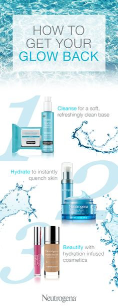 Hydrated skin is as easy as 1, 2, 3. Cleanse with Hydrating Cleansing Gel to lift away dirt, oil, and makeup. Hydrate with products like Hydro Boost Water Gel to release H2O into skin all day. And beautify with hydration-infused cosmetics. Explore Neutrog http://www.scarcrem.com/acne-scars/