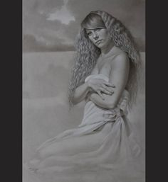 SAVANNAH-7500.00-19x28-Charcoal-white-pastel-toned-paperhttp://artanddesigninspiration.com/jd-parrish/