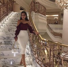 20 Ideas for dress formal elegant glamour Mode Outfits, Fashion Outfits, Womens Fashion, Ladies Fashion, Fashion Ideas, Dress Fashion, Office Outfits, Skirt Outfits, Fashion Trends