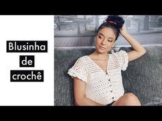 My project 26 Crochet Chain, Double Crochet, Single Crochet, Crochet Hooks, Free Crochet, Crochet Top, Lion Brand, Crochet Summer Tops, Last Stitch