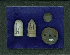 Artifacts showing the ammo and weapondry of the Civil War is something that is imporant to dicuss and present on.